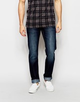 French Connection James Slim Fit Jeans - Blue