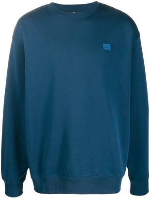 Acne Studios Cotton Oversized Sweatshirt
