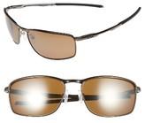 Oakley Men's Conductor 8 60Mm Polarized Sunglasses - Grey