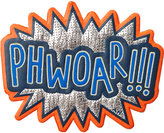 Anya Hindmarch Coated Leather Phwoar Sticker