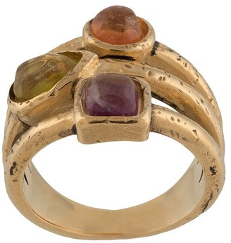 Goossens Mini Cabochons stacking ring