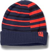 Under Armour Boys' UA Golf Stipe Beanie