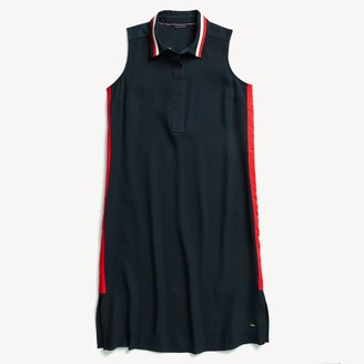 Tommy Hilfiger Sleeveless Polo Dress