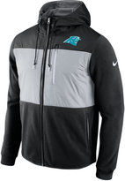 Nike Men's Carolina Panthers Champ Drive Full Zip Hoodie