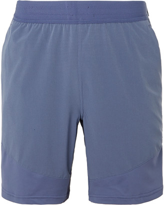 Nike Training - Flex Tech Pack Ripstop-panelled Stretch-jersey Shorts - Purple