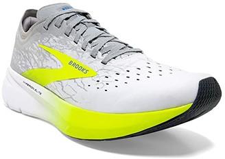 Brooks Hyperion Elite (White/Nightlife/Grey) Running Shoes