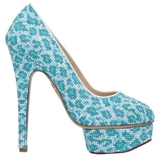 Charlotte Olympia Court