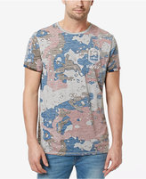 Buffalo David Bitton Men's Tiway Camouflage Graphic-Print T-Shirt
