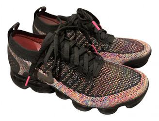 Nike VaporMax Black Plastic Trainers