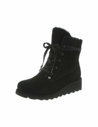 BearPaw Women's Krista Wide Ankle Boots