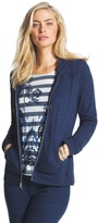 Chico's Gracie Hooded Jacket