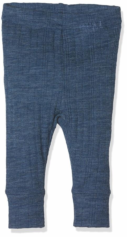 Name It Baby Boys Nbmwang Wool Needle Longjohn Noos Xx Leggings