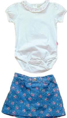 Jo-Jo Jojo Maman Bebe Onesie & Skirt Set