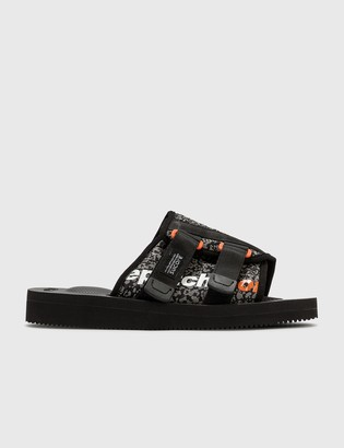 Suicoke Black Eye Patch x OG-081VBEP