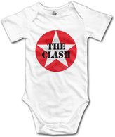 Classic Cool Clash Star Logo Toddler Clothes