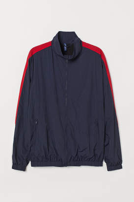 H&M Jacket with a stand-up collar
