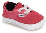 Vans Infant Boy's 'Era' Crib Sneaker