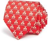 The Men's Store at Bloomingdale's Giraffes Repeat Classic Tie