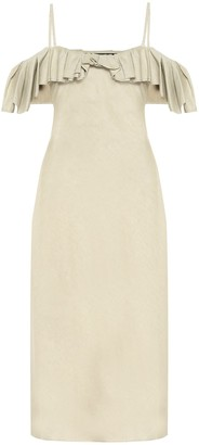 Jacquemus La Robe Pampelonne midi dress