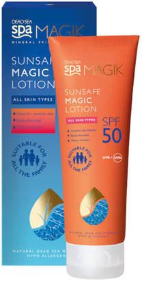 Sea Magik Sunsafe SPF50 Magic Lotion 75ml