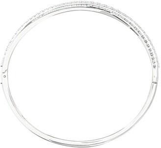 Swarovski Twist Rows Bracelet