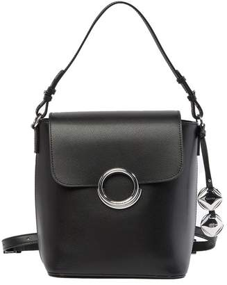 Calvin Klein Reese Saffiano Leather Backpack