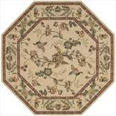 Nourison VA01 Grand Parterre/Parth Octagon Area Rug