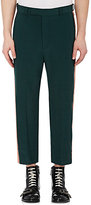 Gucci Men's Wool Relaxed-Fit Trousers