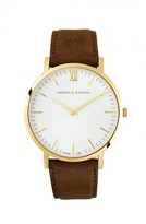 Larsson & Jennings Lugano Round Face Watch