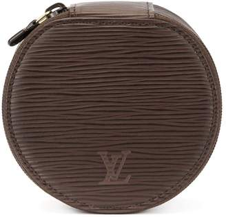Louis Vuitton Pre-Owned Ecrin Bijou jewellery case