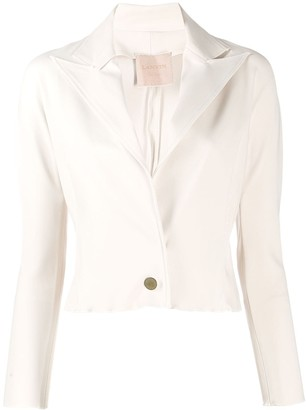 Lanvin Pre-Owned 2011 cropped jacket
