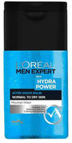 L'Oreal Men Expert Hydra Power After-Shave Balm Normal To Dry Skin 125ml