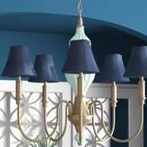 "Bloomsbury Market 6"" Burlap Bell Candelabra Shade"