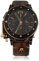 U-Boat U-42 Bk Chrono Gold Unic Watch