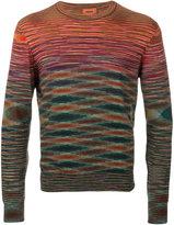 Missoni crew neck sweater