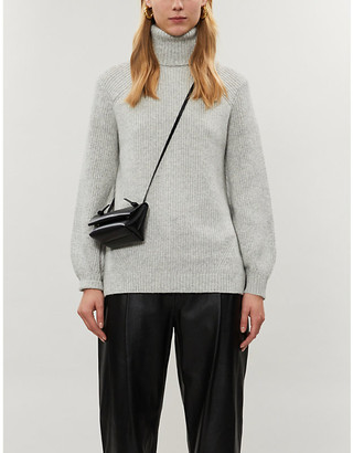 Ted Baker Sylinaa turtleneck relaxed-fit knitted jumper