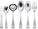 Oneida Classic Pearl Beaded Stainless Steel Flatware