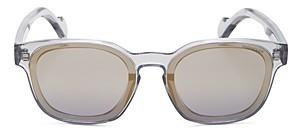 Moncler Men's Square Sunglasses, 57mm