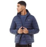 Farah Mens Bournemouth Puffer Jacket Yale