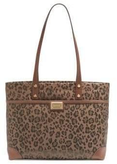 Calvin Klein Tannya Signature Tote Bag