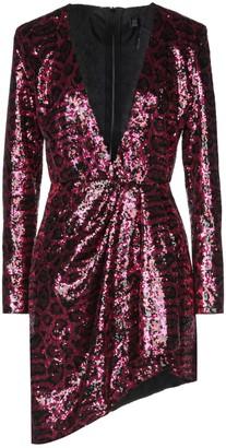 TOPSHOP x HALPERN Short dresses