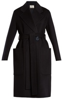 Acne Studios Carice double-breasted wool-blend coat