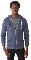 Alternative Men's Rocky Zip Hoodie Sweatshirt