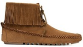 Tory Burch Sonoma Moccasin Booties
