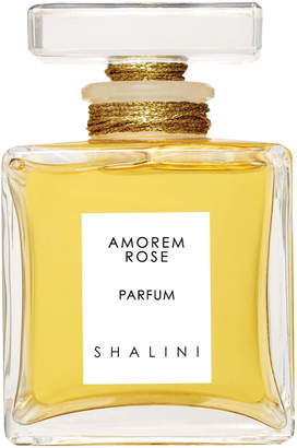Shalini Parfum Amorem Rose Cubique Glass Bottle with Glass Stopper, 1.7 oz./ 50 mL
