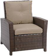 Bed Bath & Beyond Barrington Wicker Club Chair
