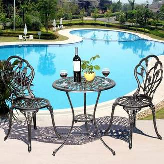 Rawlings Sports Accessories August Grove Furniture Tulip 3 Piece Bistro Set August Grove