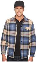 VISSLA Cronkite II Quilted Shirt Jacket