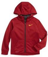 Nike 'Therma' Dri-FIT Zip Hoodie (Toddler Boys & Little Boys)