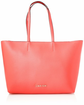 Calvin Klein Must Shopper Md Cav Womens Tote